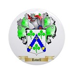 Rowell Round Ornament