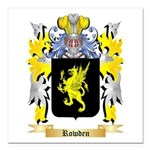 Rowden Square Car Magnet 3