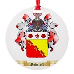 Rowcroft Round Ornament