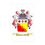 Rowcroft Sticker (Rectangle 10 pk)