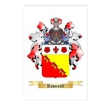 Rowcroft Postcards (Package of 8)