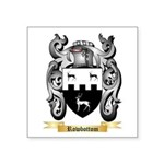 Rowbottom Square Sticker 3