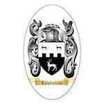Rowbottom Sticker (Oval 50 pk)