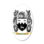 Rowbottom 20x12 Oval Wall Decal