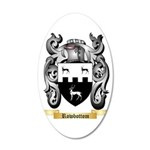 Rowbottom 35x21 Oval Wall Decal