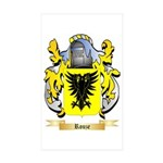 Rouze Sticker (Rectangle 10 pk)