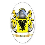 Rouze Sticker (Oval 50 pk)