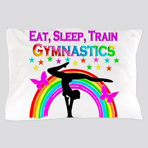 GYMNAST GIRL Pillow Case