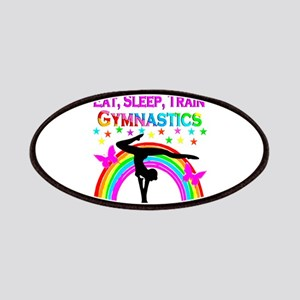 GYMNAST GIRL Patch