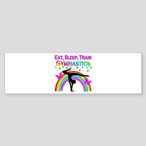 GYMNAST GIRL Sticker (Bumper)