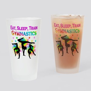 GYMNAST GIRL Drinking Glass