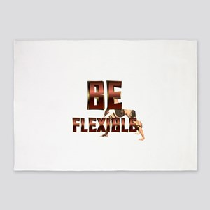 Be Fitness Flexible 5'x7'Area Rug