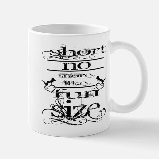 The Short Girl Shirt Mugs