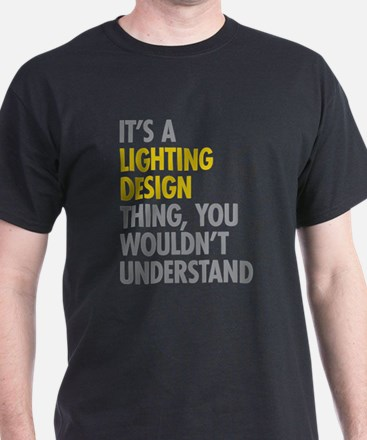 Lighting Design T-Shirt