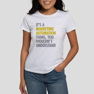 Marketing Automation T-Shirt