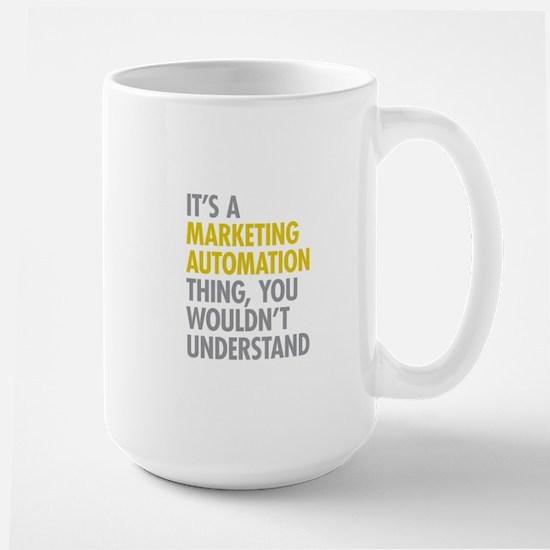 Marketing Automation Mugs