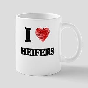 I love Heifers Mugs