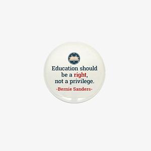 Education Bern Mini Button