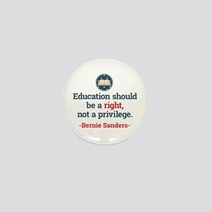 Education Bern Mini Button