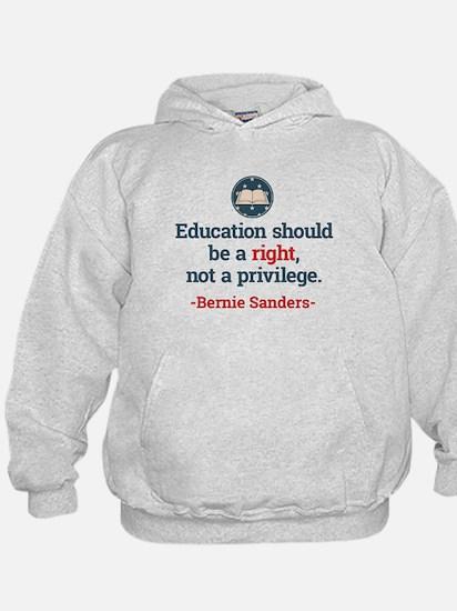 Education Bern Hoody