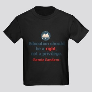 Education Bern Kids Dark T-Shirt