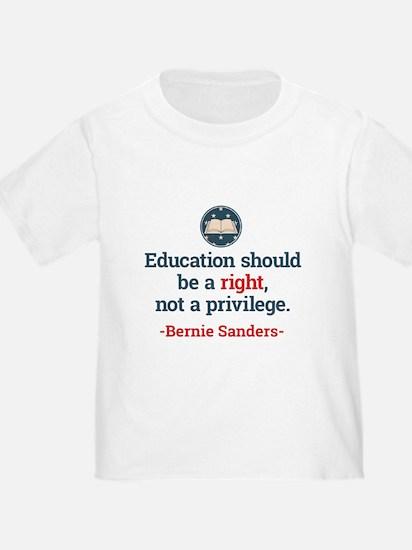 Education Bern T