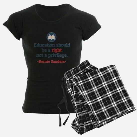 Education Bern pajamas
