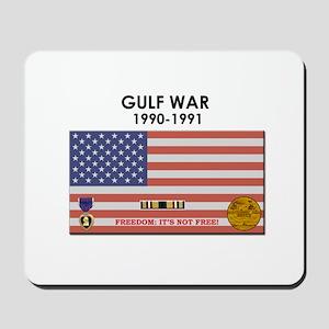 Gulf War Mousepad