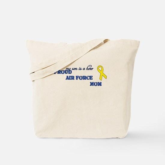 Air Force Mom Tote Bag