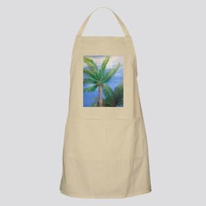 Palms Blowing in the Wind, Key West Apron