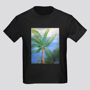 Palms Blowing in the Wind, Key West T-Shirt