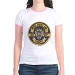 USS CORRY Jr. Ringer T-Shirt