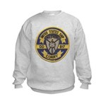 USS CORRY Kids Sweatshirt