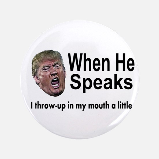 When The Don Speaks Button