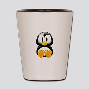 Baby Tux Shot Glass