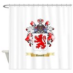 Rousell Shower Curtain