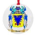 Rouse Round Ornament