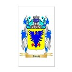 Rouse 35x21 Wall Decal