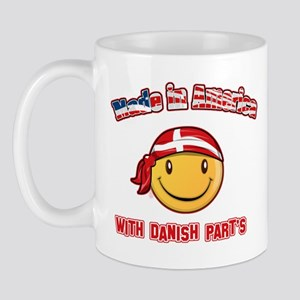 Made in America with Danish parts Mug