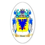 Rous Sticker (Oval)