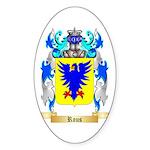Rous Sticker (Oval 50 pk)
