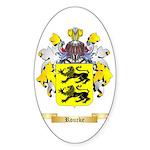 Rourke Sticker (Oval 10 pk)