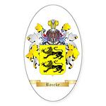 Rourke Sticker (Oval 50 pk)
