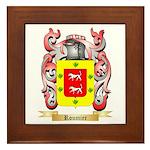 Roumier Framed Tile