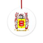 Roumier Round Ornament