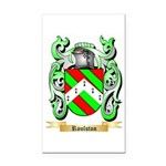 Roulston Rectangle Car Magnet