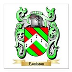 Roulston Square Car Magnet 3