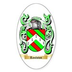 Roulston Sticker (Oval 50 pk)