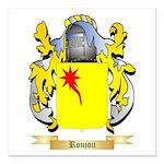Roujou Square Car Magnet 3