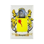 Rougetet Rectangle Magnet (100 pack)